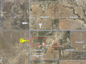 20 Acre Tract Aerial