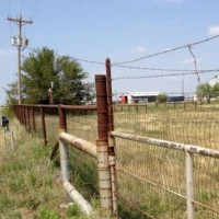 Fencing Around Yard -Security Fencing