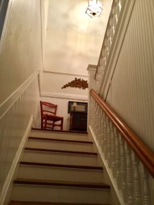 Stairwell Looking UP