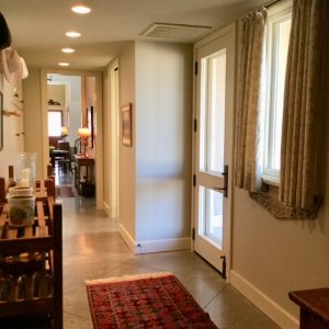 Side Entrace Hallway